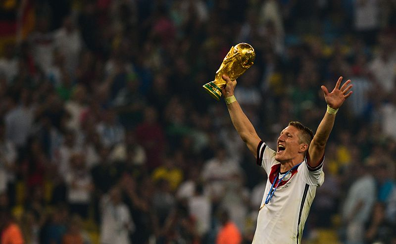 Bastian Schweinsteiger would not have qualified for a work permit under FA regulations - Image by or Marcello Casal Jr/Agência Brasil