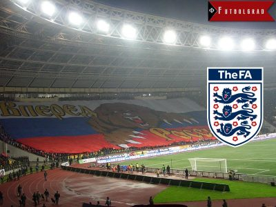 Russia vs England – The Miracle of Luzhniki