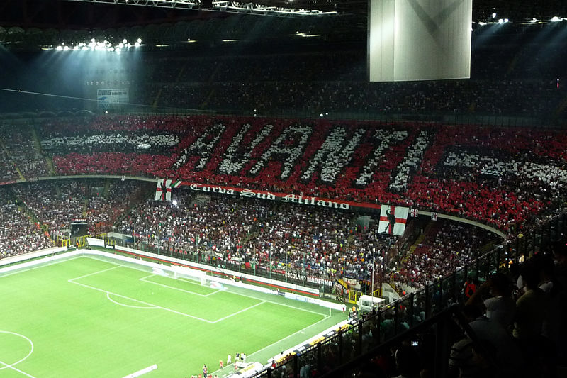 Inter Milan's city rivals AC Milan has also been purchased by Chinese investors - Image by nobbiwan CC-BY-2.0