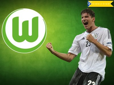 Mario Gomez – VfL Wolfsburg's New Brand Ambassador