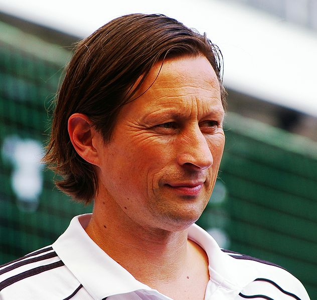 Roger Schmidt Bayer Leverkusen