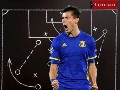 Dmitry Poloz – Rostov's Tactical Key Element