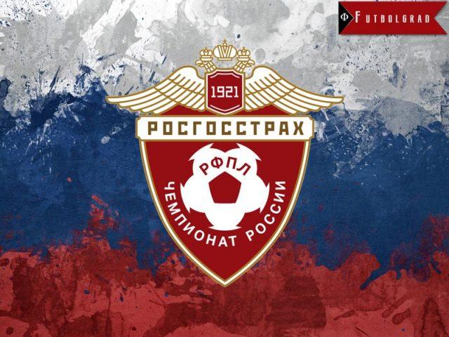 Russian Football Premier League Roundup – Winter Break is here…
