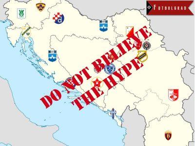 Balkan League – Do not believe the media hype
