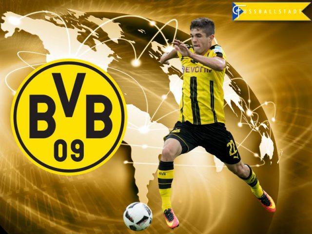 Pulisic – Dortmund's American brand ambassador
