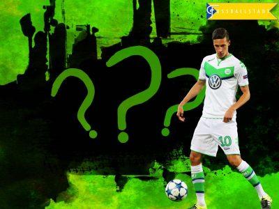 Wolfsburg – The Julian Draxler question
