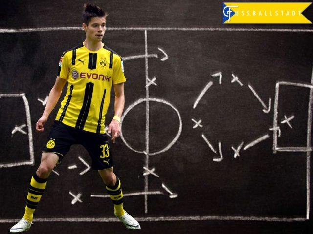 Julian Weigl – Borussia Dortmund's stuttering engine