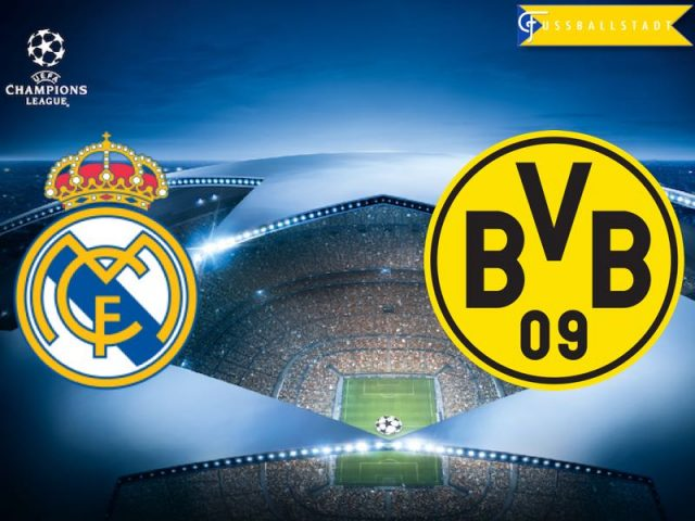Real Madrid vs Borussia Dortmund – BVB make history in Madrid
