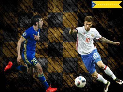 Smolov and Azmoun – Analysing Borussia Dortmund's attacking options