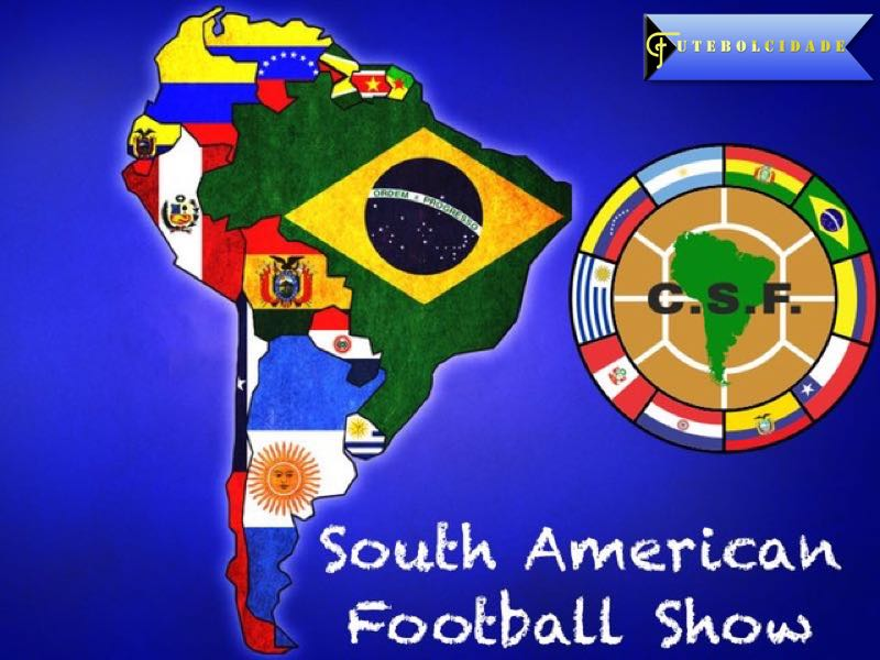 South American Football Show – Copa Libertadores – Sidewinder Wonderwall