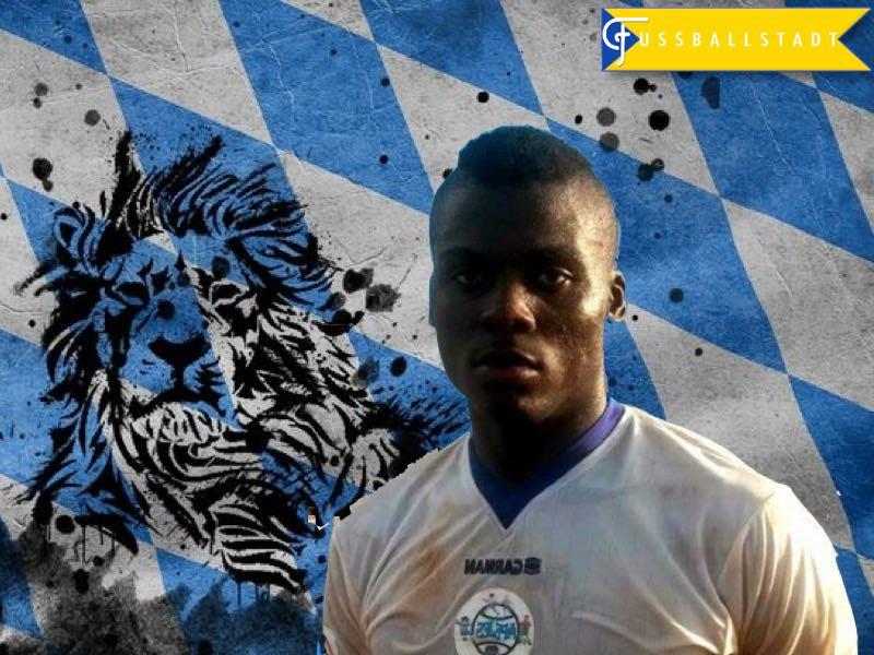 Frank Boya – A Cameroonian Lion for 1860