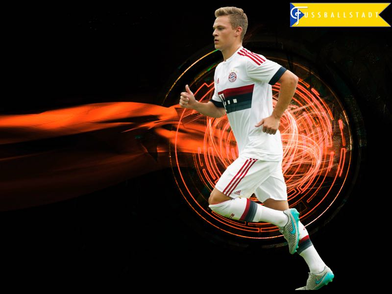 Joshua Kimmich - Bayern's Future is Versatile - Fussball Stadt