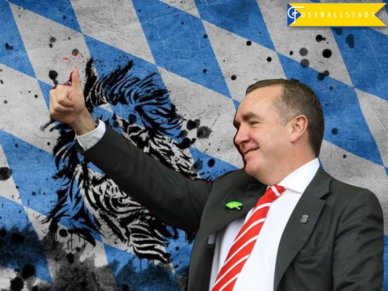 Ian Ayre – A Red takes over the Lion's Den