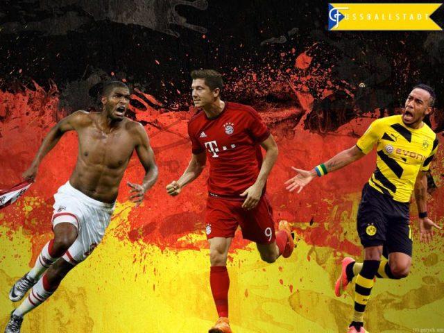 Sharpshooters – Who will win the Bundesliga Goal-Scoring Race?