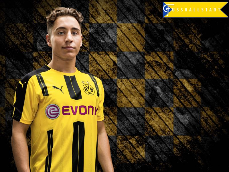 Emre Mor – A Symbol of Dortmund's Rebuild