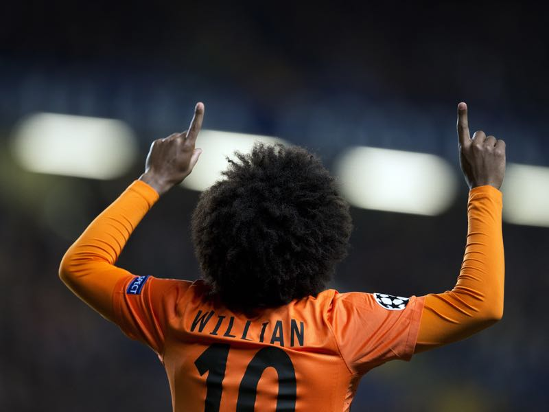 Ian Ayre was criticized for failing to sign Shakhtar Donetsk's attacking midfielder Willian (ADRIAN DENNIS/AFP/Getty Images)