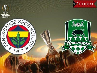 Fenerbahçe vs Krasnodar – Europa League Preview