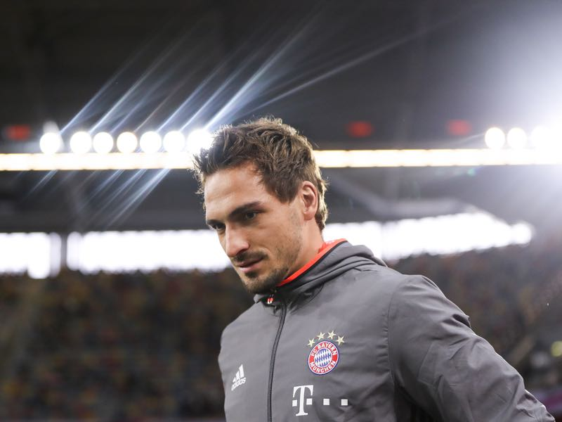 Mats Hummels was one of the players that left Dortmund last summer. (Photo by Maja Hitij/Bongarts/Getty Images)