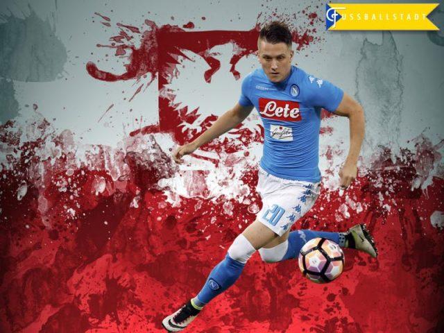 Piotr Zielinski – Scouting Napoli's Polish Star