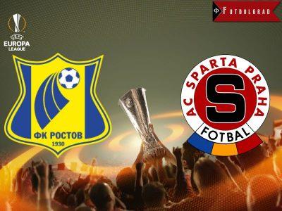FC Rostov vs Sparta Prague – Europa League Preview