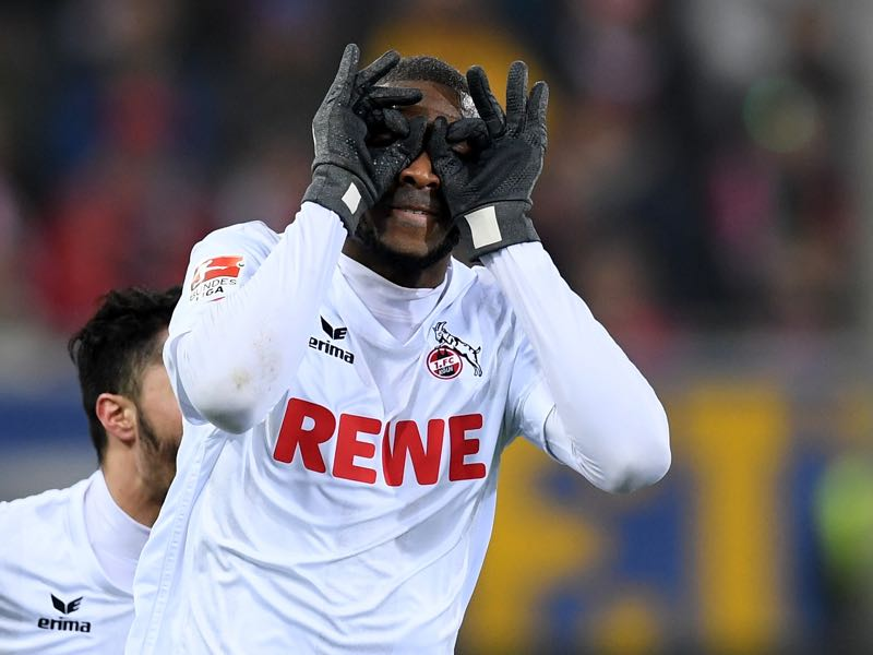 Anthony Modeste is one of two players to watch. (Photo by Matthias Hangst/Bongarts/Getty Images)