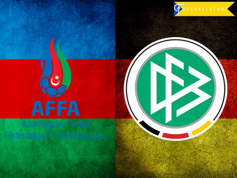 Azerbaijan vs Germany – World Cup Qualifier