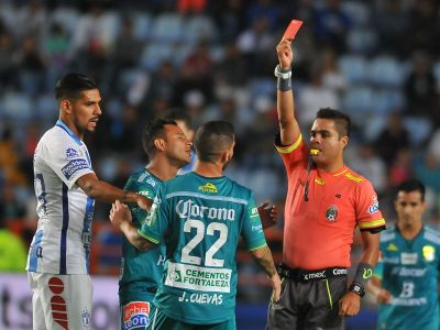 Liga MX Referees Establish Benchmark for World Football