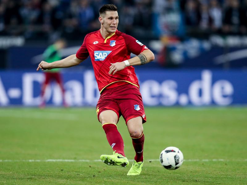 Niklas Süle will join Bayern München at the end of the season. (Photo by Maja Hitij/Bongarts/Getty Images)