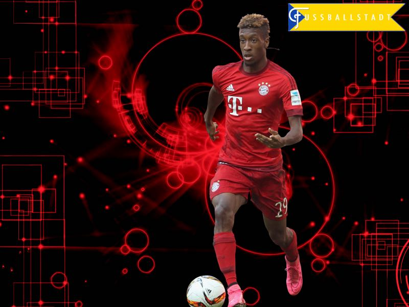 Kingsley Coman – Future at Bayern Remains in Doubt