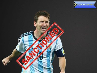 Messi – A Commentary on his Four-Match Ban