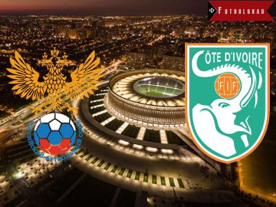 Russia vs Ivory Coast – Friendly Preview