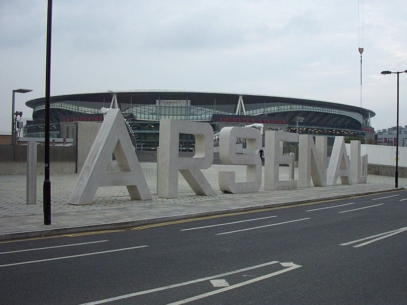 Arsenal vs Bayern München will take place at the Emirates Stadium in London.
