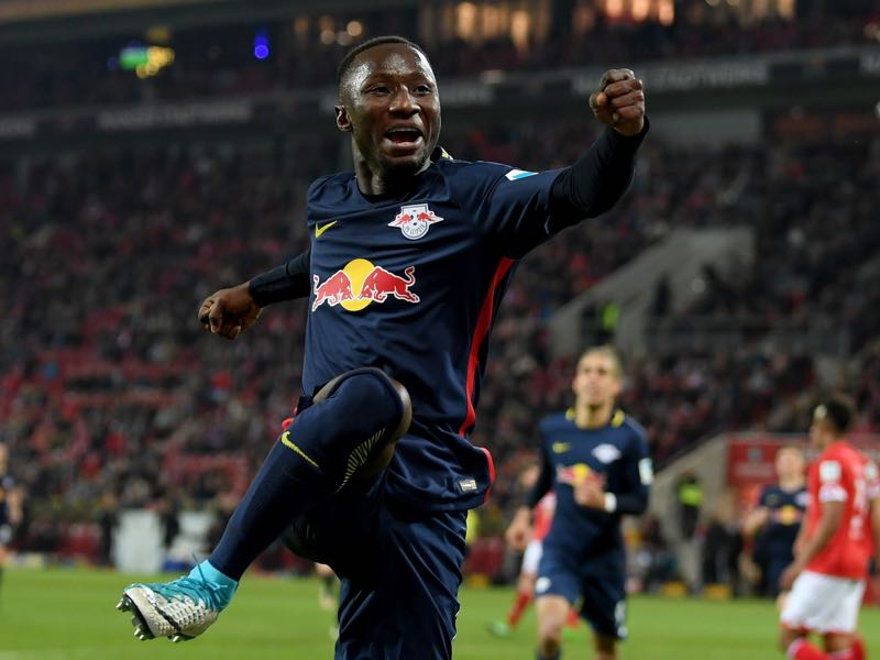 Naby Keïta is Leipzig's player to watch. (Photo by Matthias Hangst/Bongarts/Getty Images)