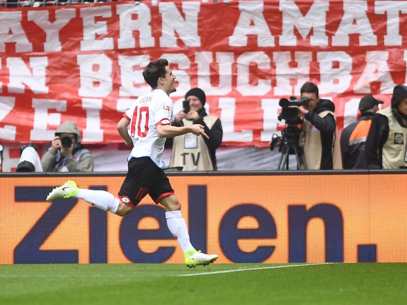Bojan Krkić has finally found his groove for Mainz. (Photo by Lennart Preiss/Bongarts/Getty Images)