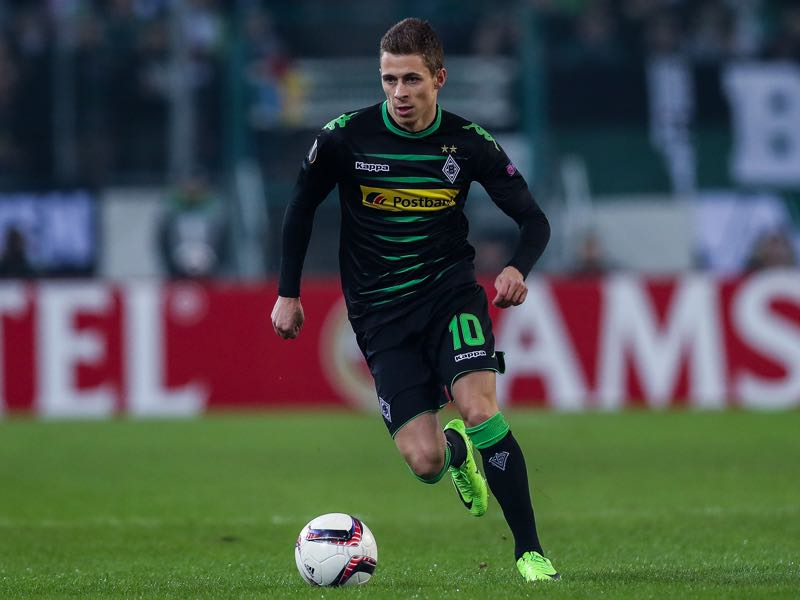 Thorgan Hazard will be Gladbach's key player.(Photo by Maja Hitij/Bongarts/Getty Images)