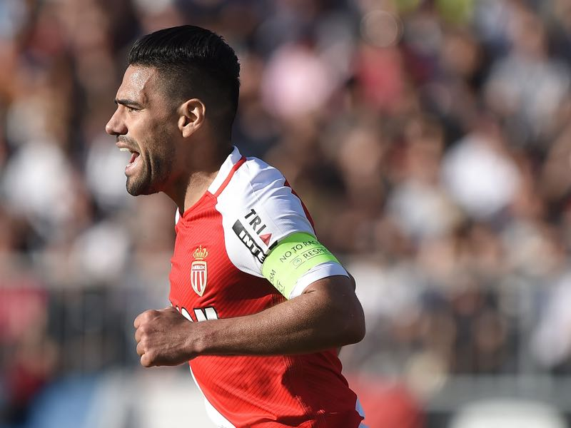 Falcao will be Monaco's player to watch. (JEAN-SEBASTIEN EVRARD/AFP/Getty Images)