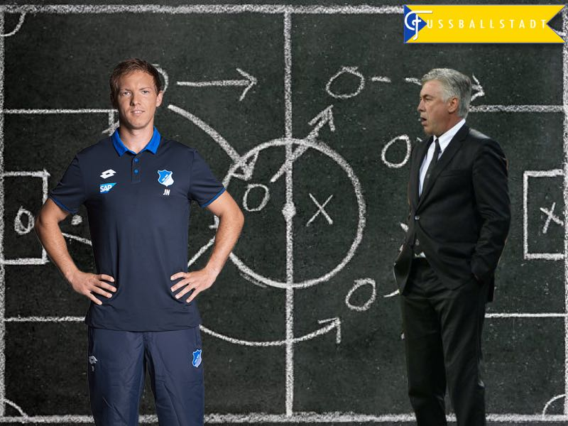 Julian Nagelsmann Wins the Tactical Battle Against Carlo Ancelotti