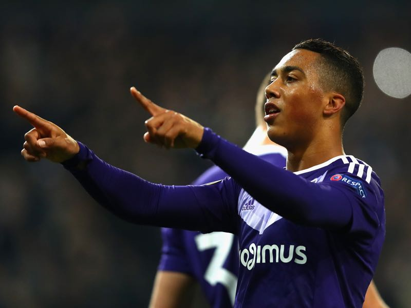 Youri Tielemans is our Anderlecht player to watch. (Photo by Dean Mouhtaropoulos/Getty Images)