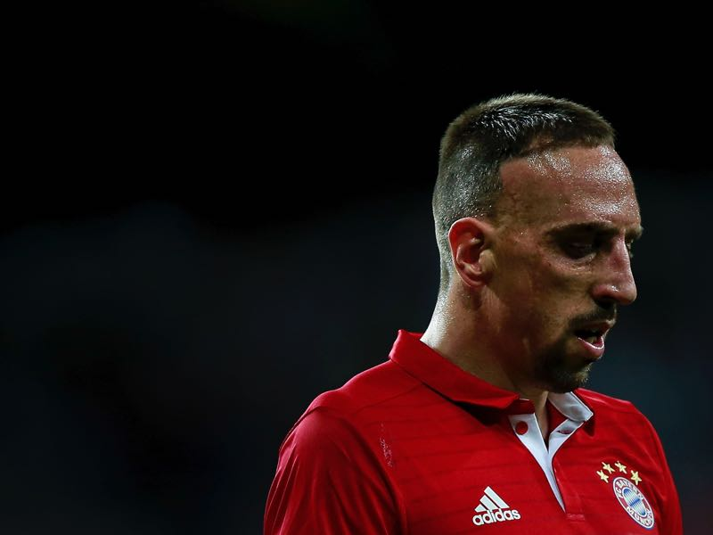 Frank Ribery will be Bayern München's key player. (Photo by Gonzalo Arroyo Moreno/Getty Images)