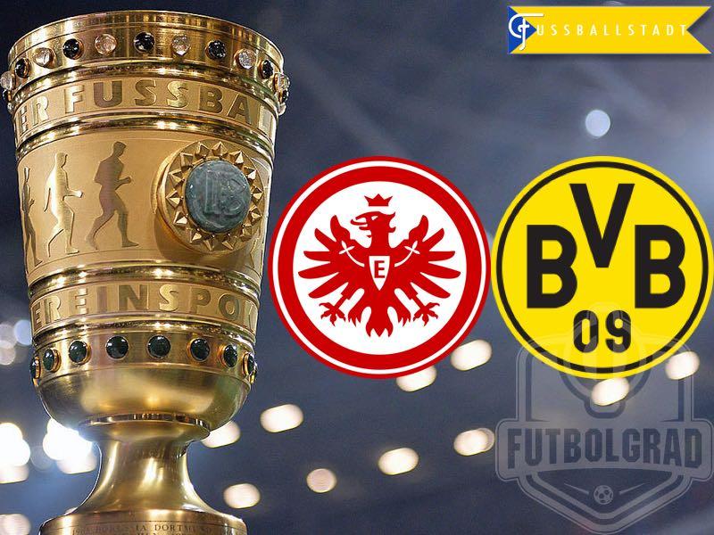 Frankfurt vs Dortmund – DFB Pokal Liveblog