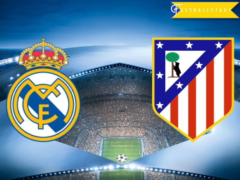 Real Madrid vs Atlético Madrid – Champions League Preview