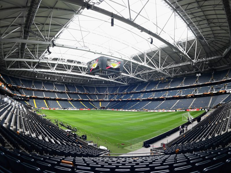 The Europa League final Ajax vs Manchester United will take place at the Friends Arena in Stockholm (Photo by Mike Hewitt/Getty Images)