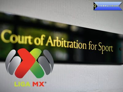 CAS Overrules Liga MX One Year Match Bans