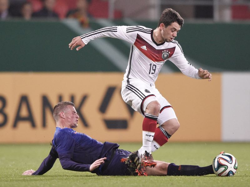 Amin Younes has played for Germany's youth national teams. (Photo by Adam Pretty/Bongarts/Getty Images)