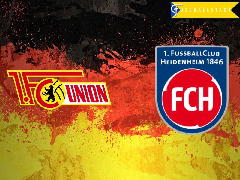 Kết quả hình ảnh cho Heidenheim vs Union Berlin
