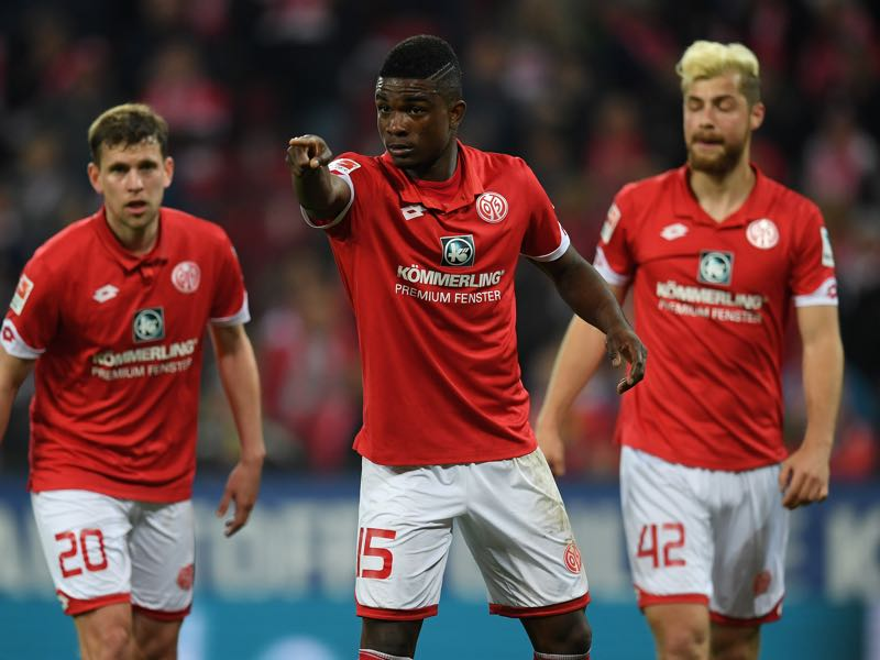 What is the way to Cologne? Jhon Córdoba is Köln's number one transfer target. (Photo by Matthias Hangst/Bongarts/Getty Images)
