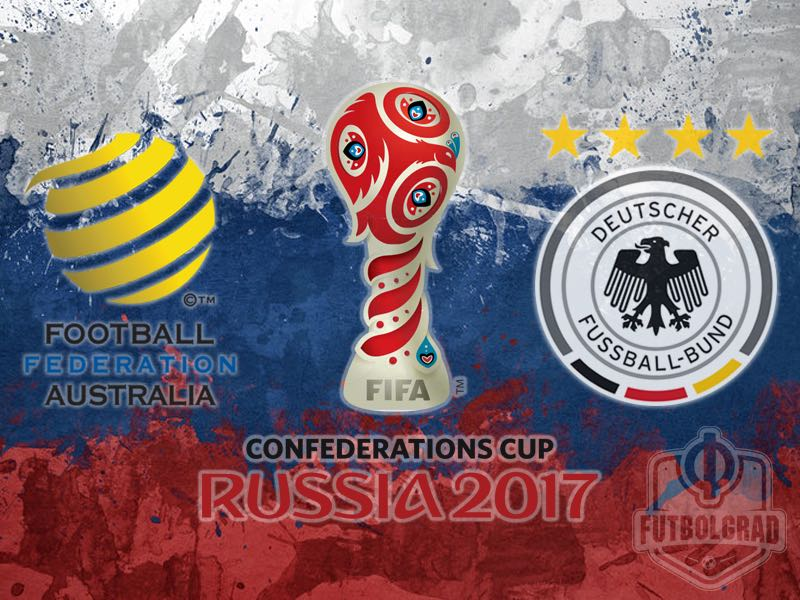 Australia vs Germany – Confederations Cup Preview