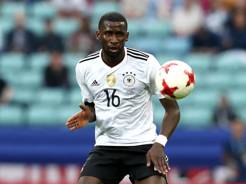 Antonio Rüdiger is starting to shut down his moments of madness. (Photo by Alexander Hassenstein/Bongarts/Getty Images)