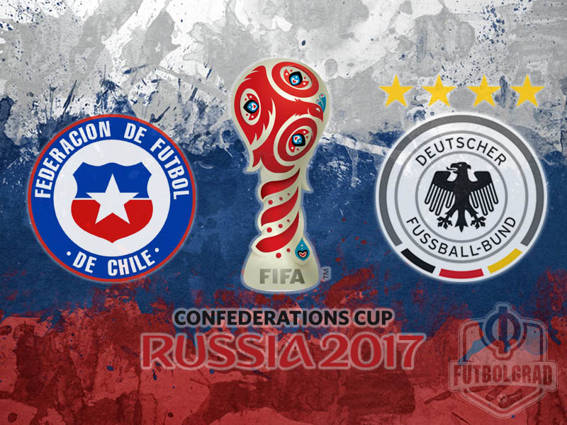 Chile vs Germany – Confederations Cup Final Preview