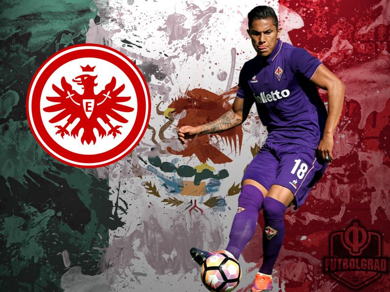 Carlos Salcedo – Meet Eintracht's Latest Mexican Superstar